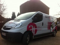 Opel Vivaro Baccus at Home
