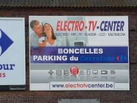 Panneau publicitaire routier