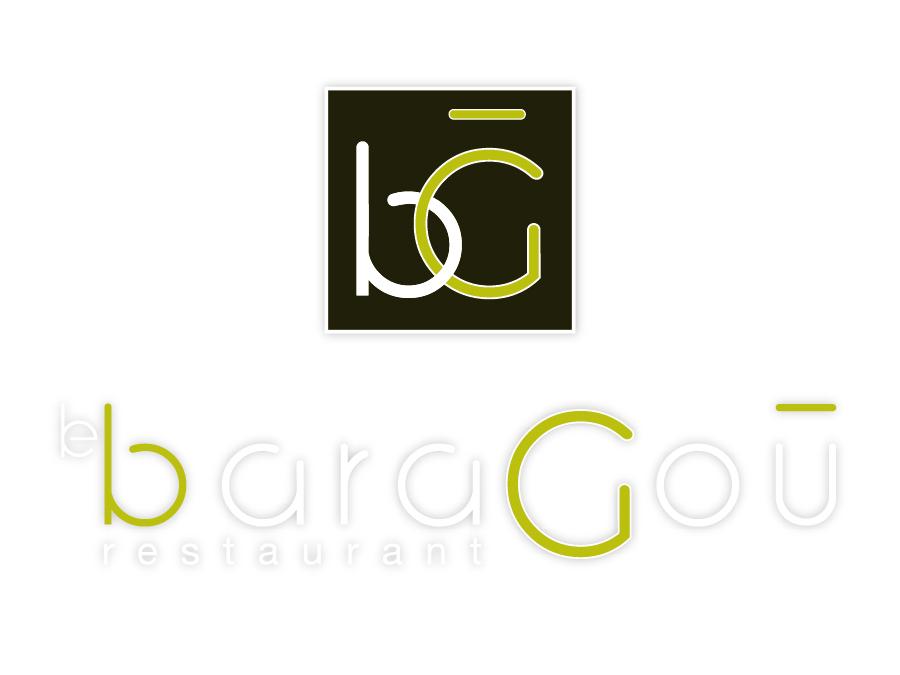 Logo Baragou en quadri sur fond blanc