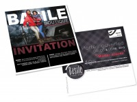 FLYER BASILE BOUTIQUE